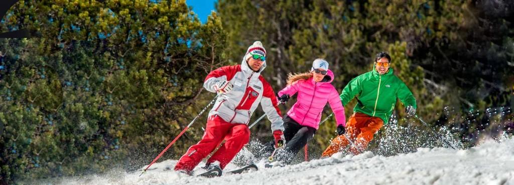 esquí La Cerdaña