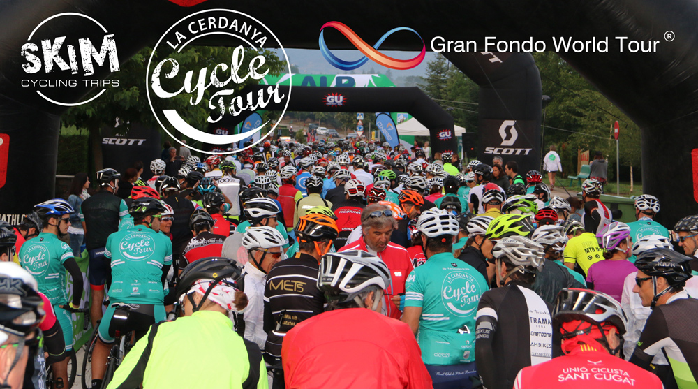 La cerdanya Cycle Tour- Skimincoming
