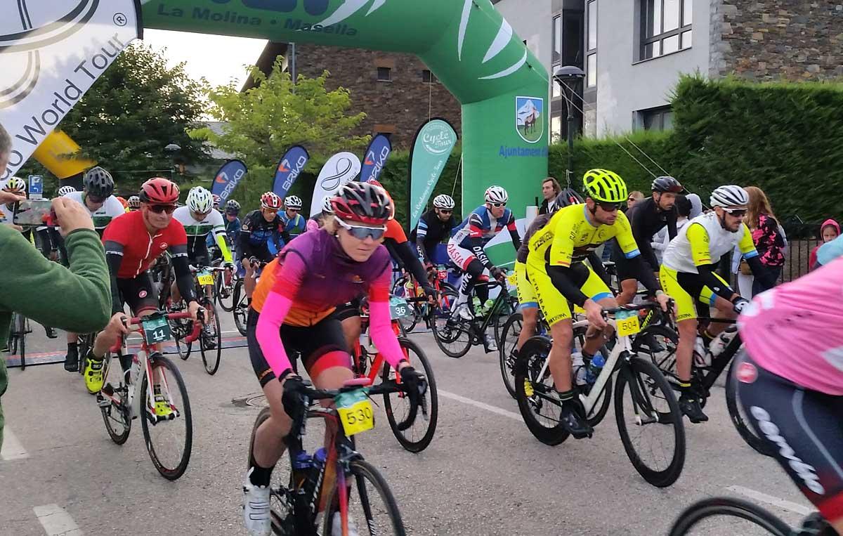 Skimincoming Agencia Oficial De La Cerdanya Cycle Tour
