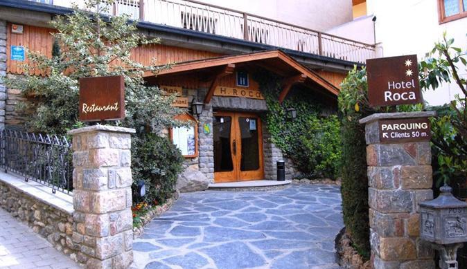 Hotel Roca 2**