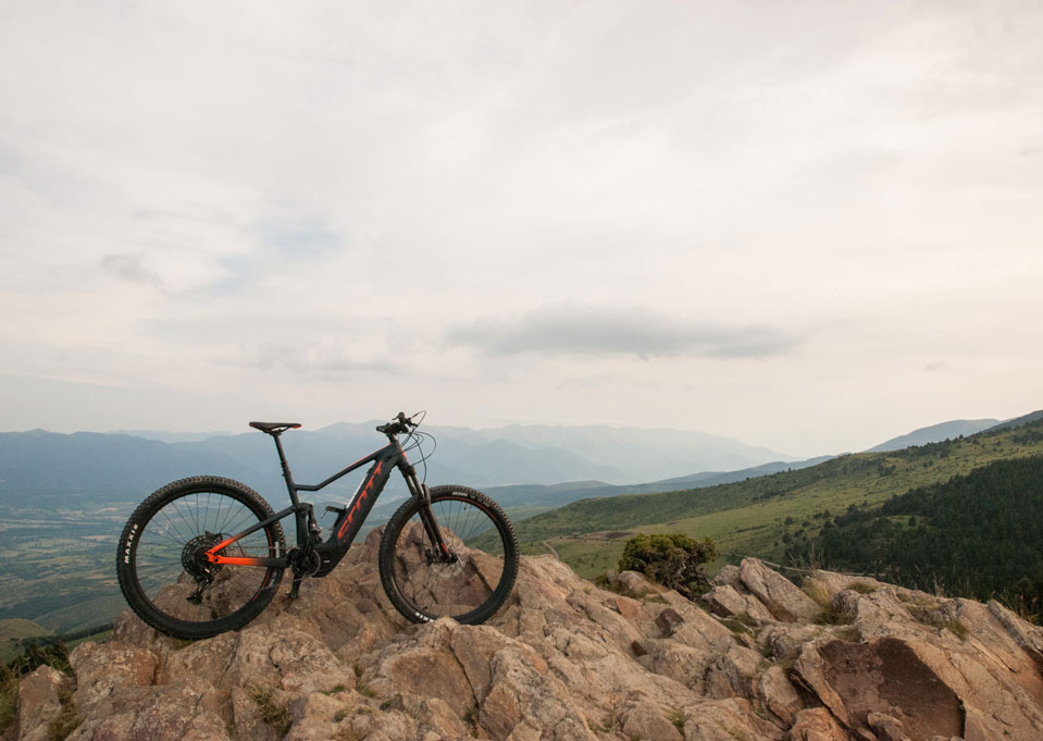 E Bike La Cerdanya