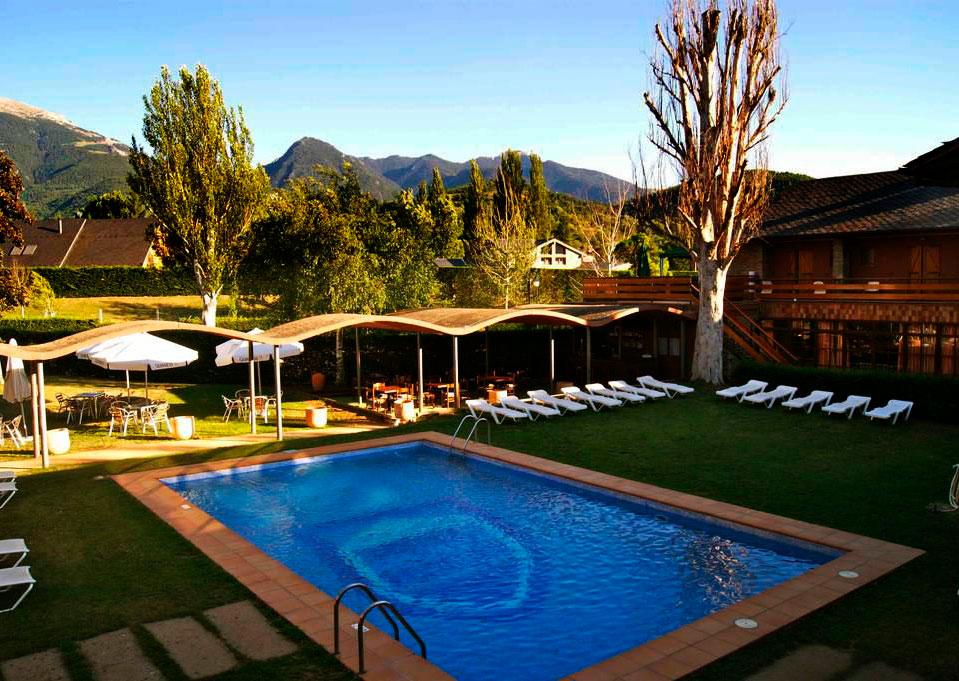 piscina Hoel Moixeró
